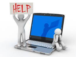 HElp Service laptop